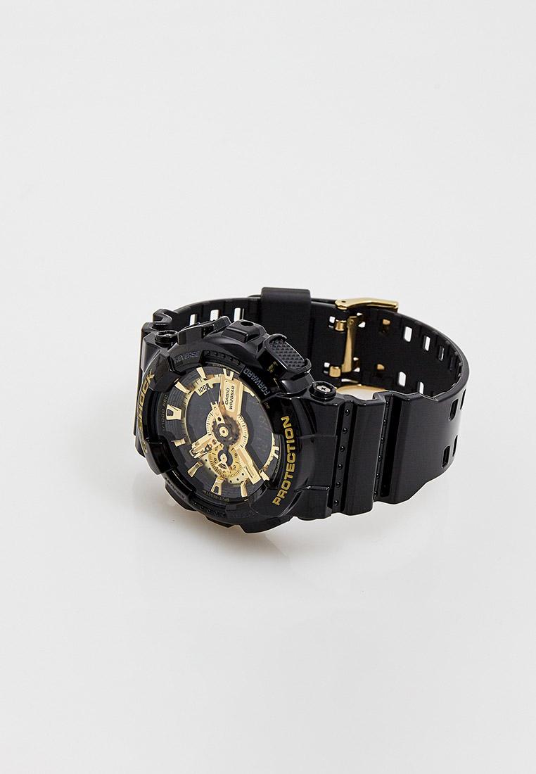 Мужские часы Casio GA-110GB-1A: изображение 3
