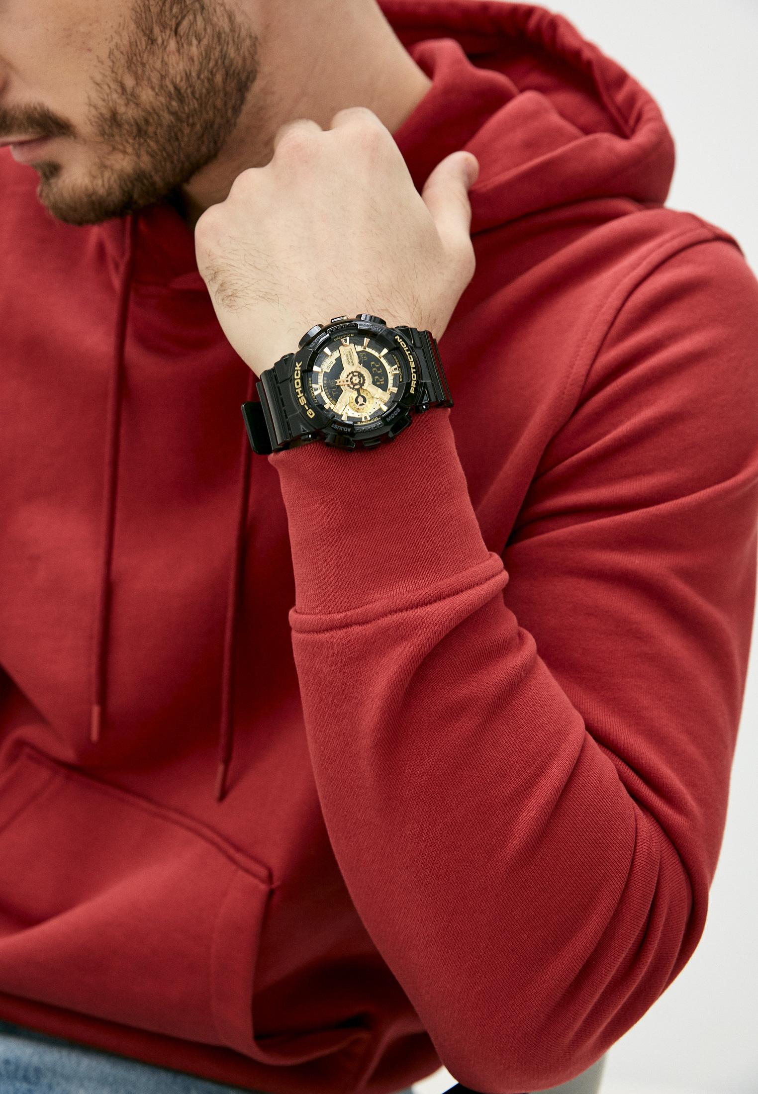 Мужские часы Casio GA-110GB-1A: изображение 6