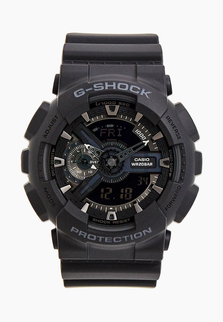 Мужские часы Casio GA-110-1B: изображение 1