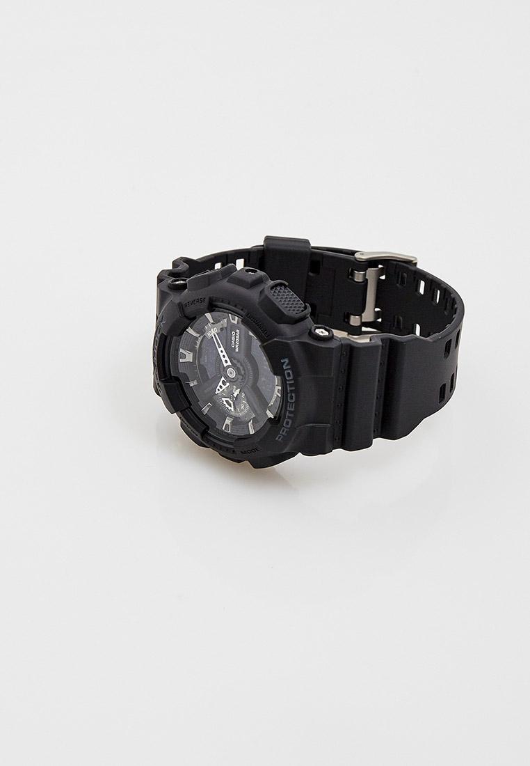 Мужские часы Casio GA-110-1B: изображение 3