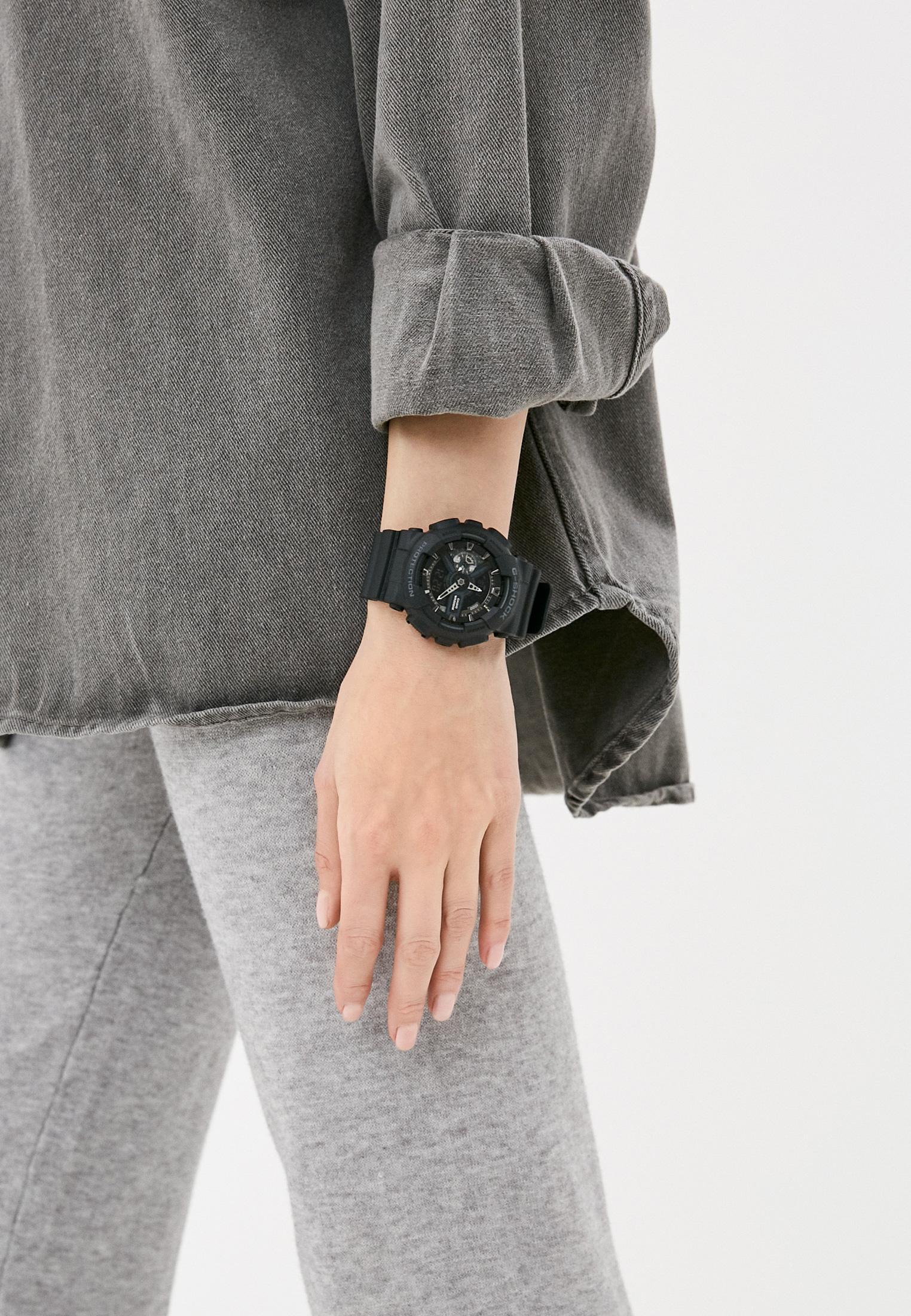 Мужские часы Casio GA-110-1B: изображение 5