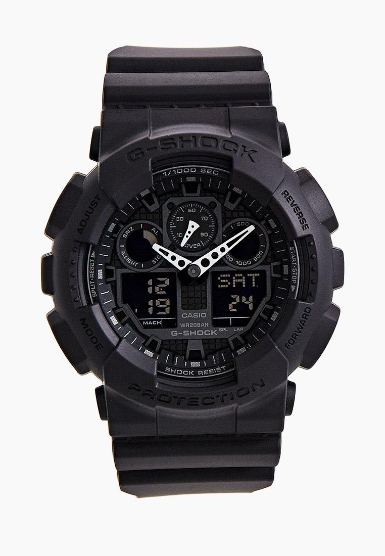 Часы Casio GA-100-1A1: изображение 1