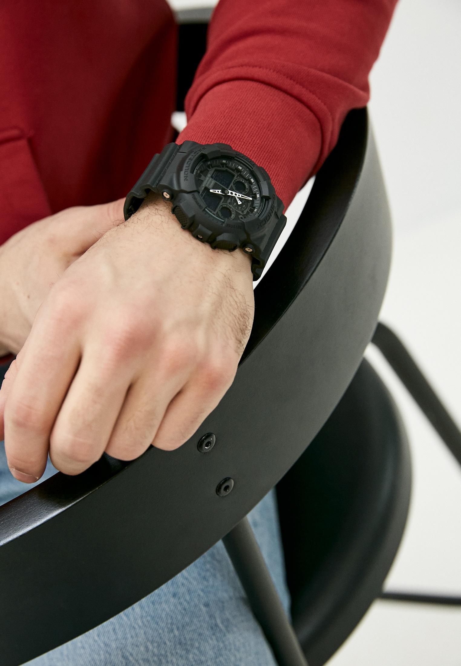Часы Casio GA-100-1A1: изображение 6