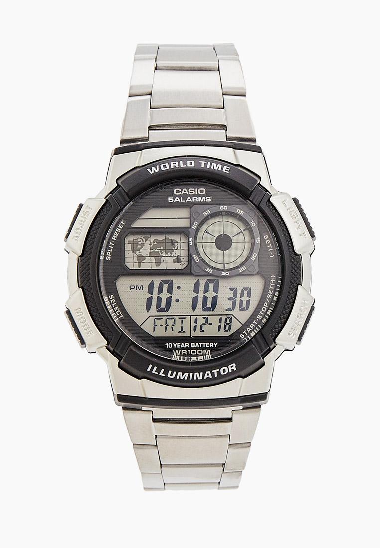 Мужские часы Casio AE-1000WD-1A: изображение 1