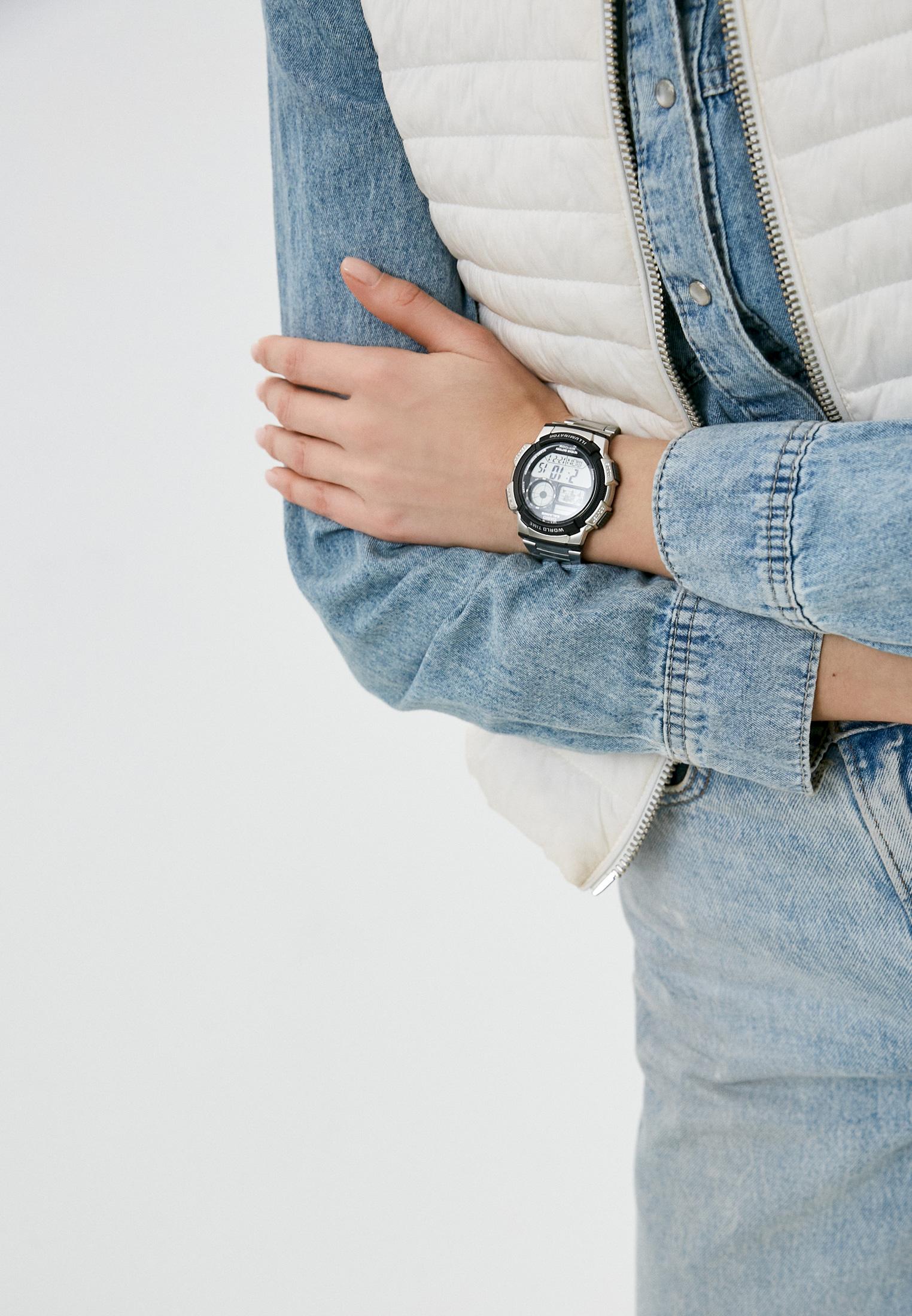Мужские часы Casio AE-1000WD-1A: изображение 4
