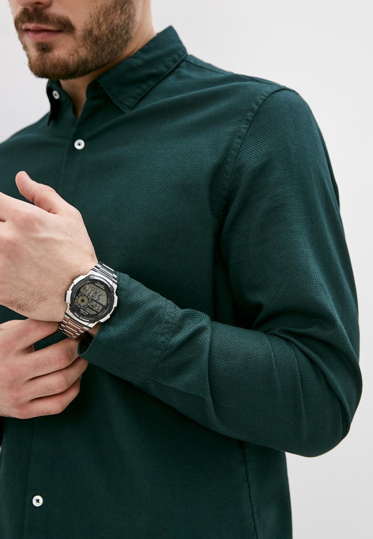 Мужские часы Casio AE-1000WD-1A: изображение 5