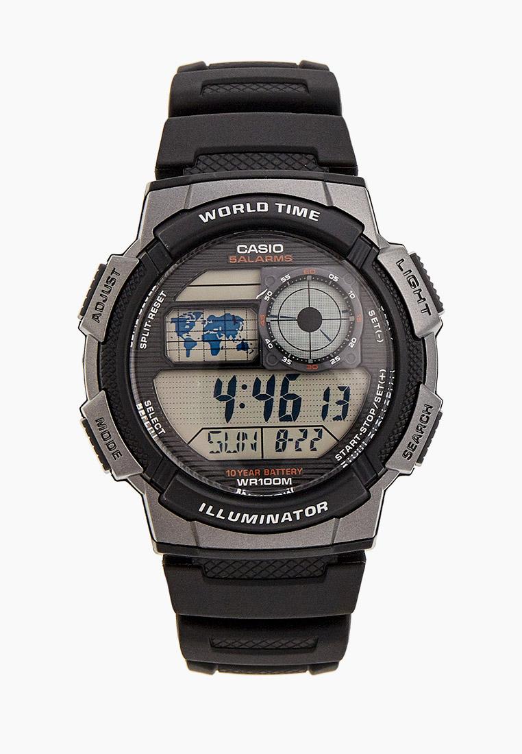 Мужские часы Casio AE-1000W-1B: изображение 1