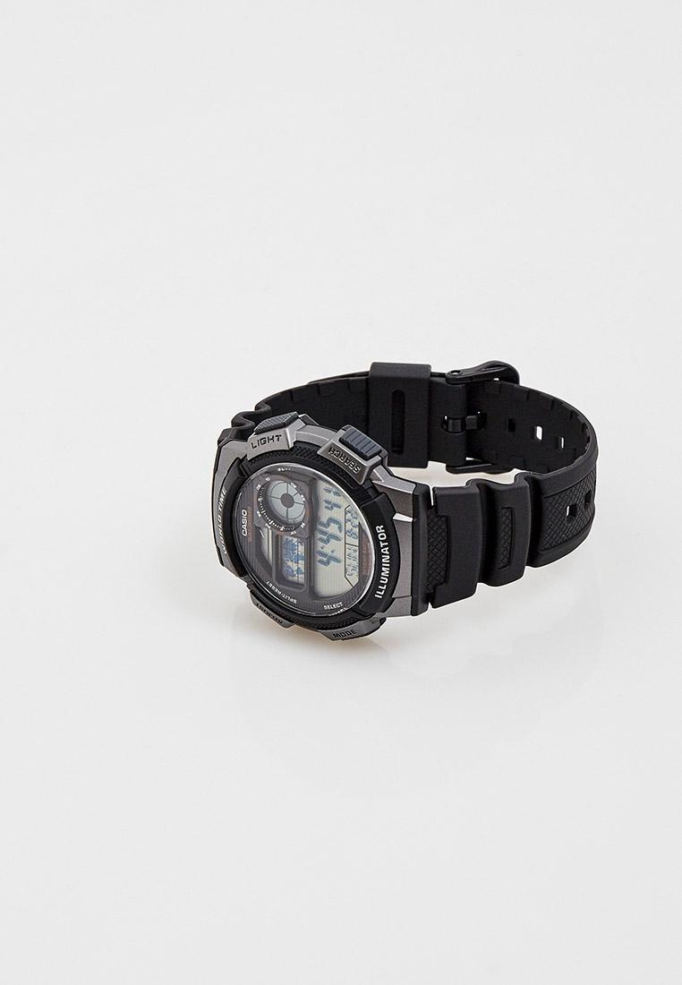 Мужские часы Casio AE-1000W-1B: изображение 3