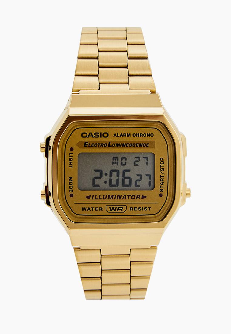 Мужские часы Casio A-168WG-9: изображение 1