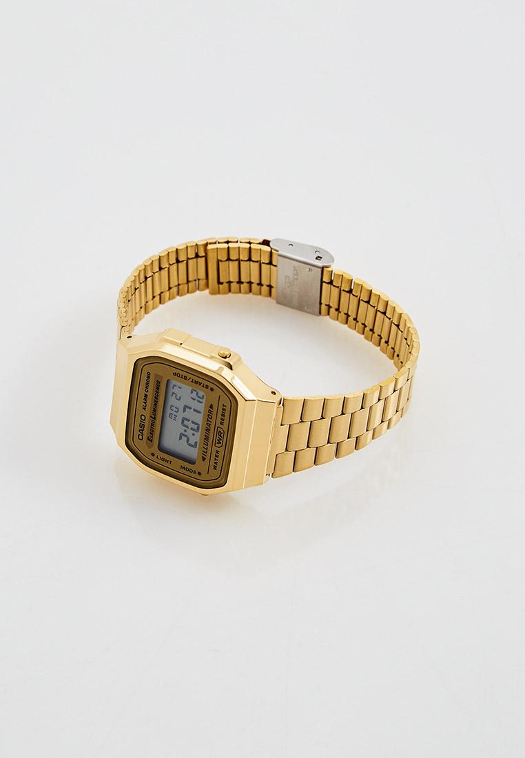Мужские часы Casio A-168WG-9: изображение 3