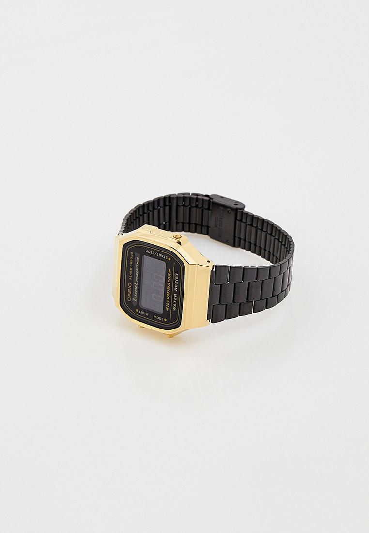 Мужские часы Casio A-168WEGB-1B: изображение 3