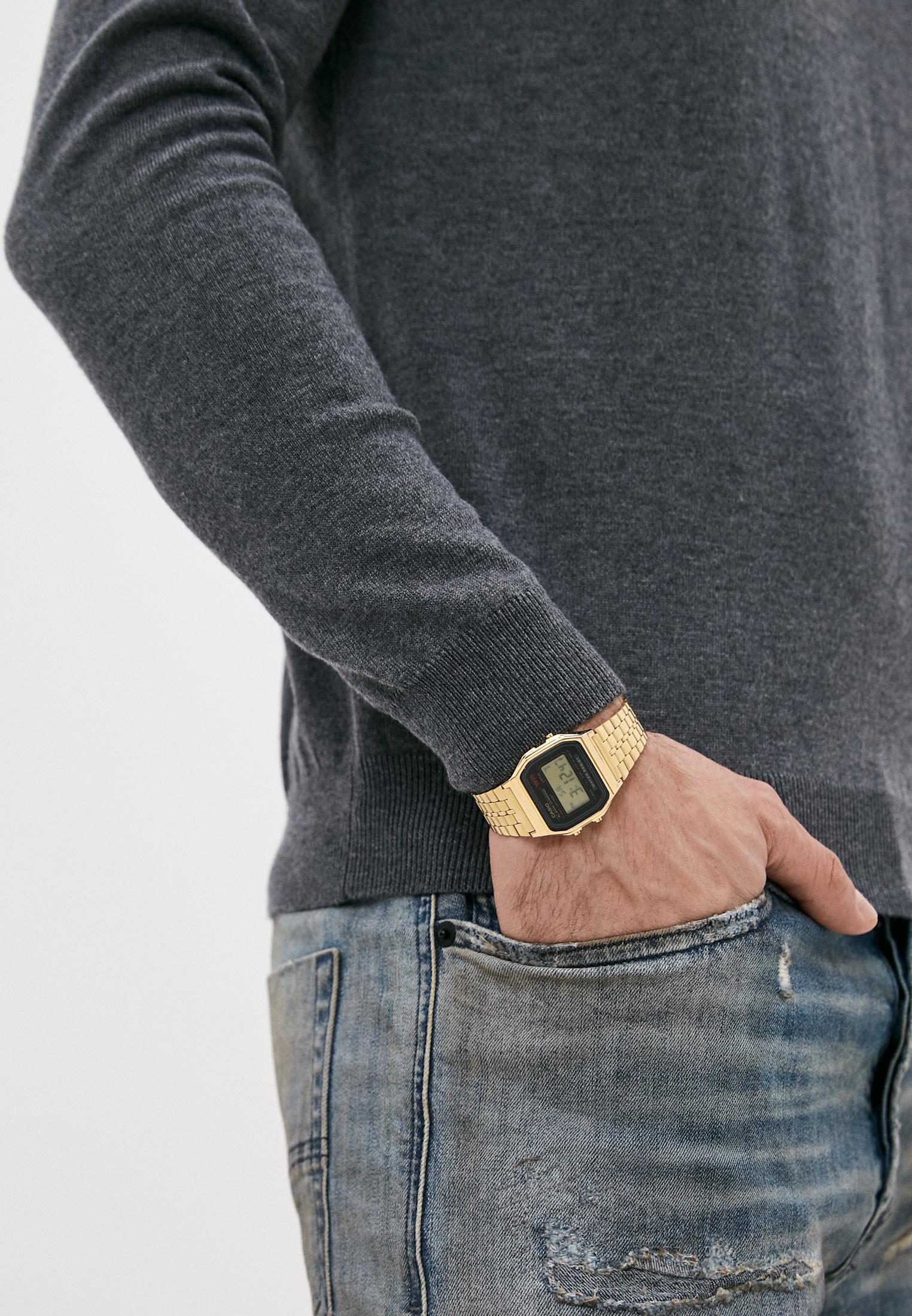 Мужские часы Casio A-159WGEA-1E: изображение 5