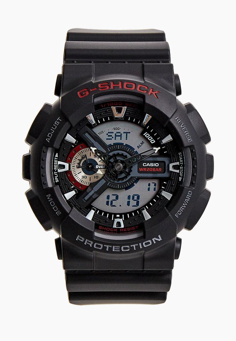 Мужские часы Casio GA-110-1A: изображение 1