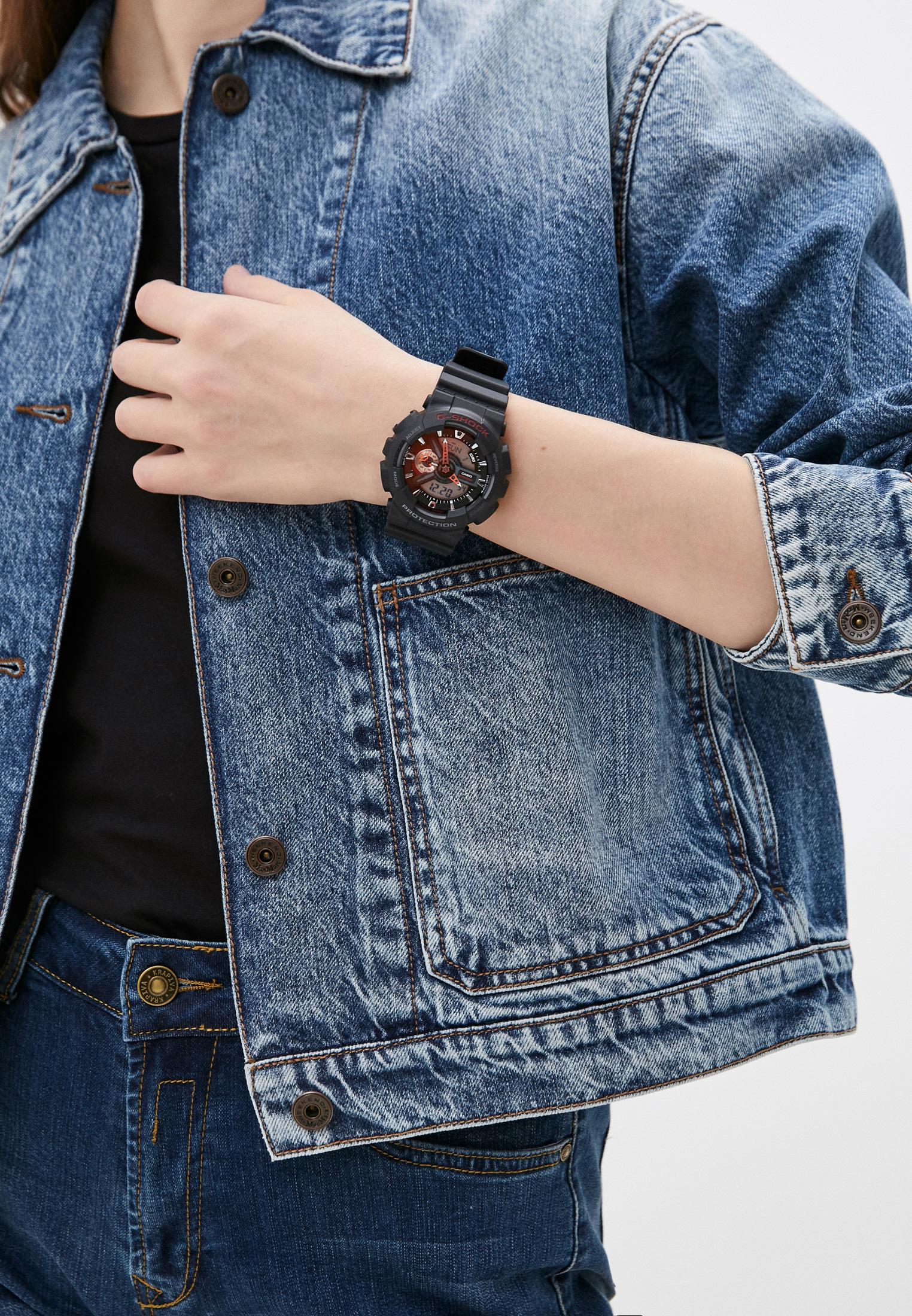 Мужские часы Casio GA-110-1A: изображение 5