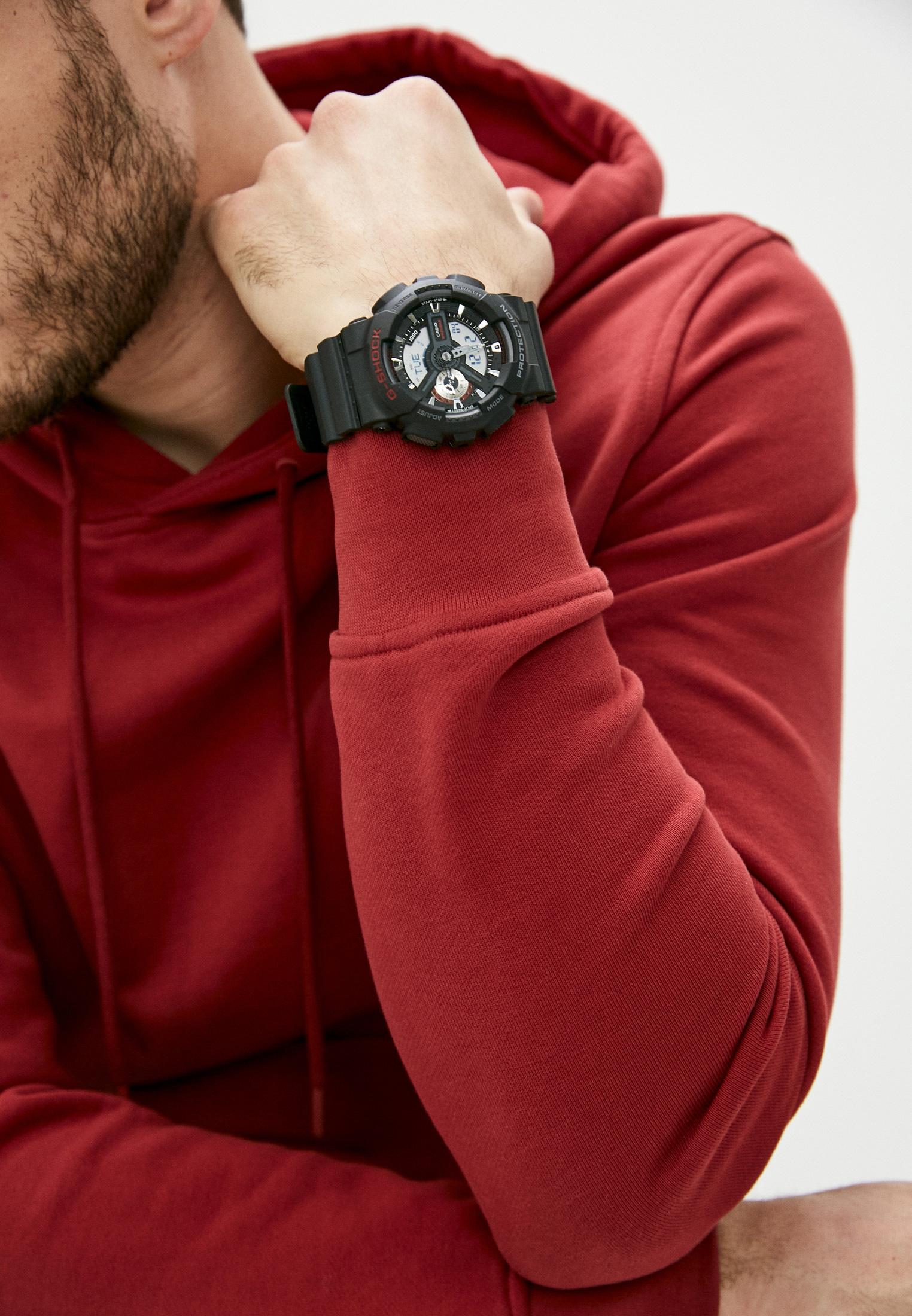 Мужские часы Casio GA-110-1A: изображение 6