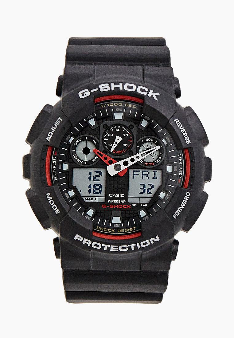 Мужские часы Casio GA-100-1A4: изображение 1