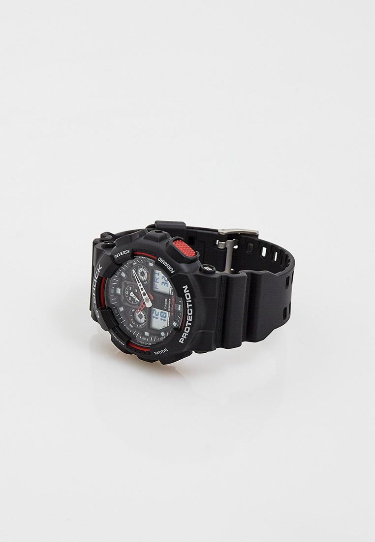 Мужские часы Casio GA-100-1A4: изображение 3