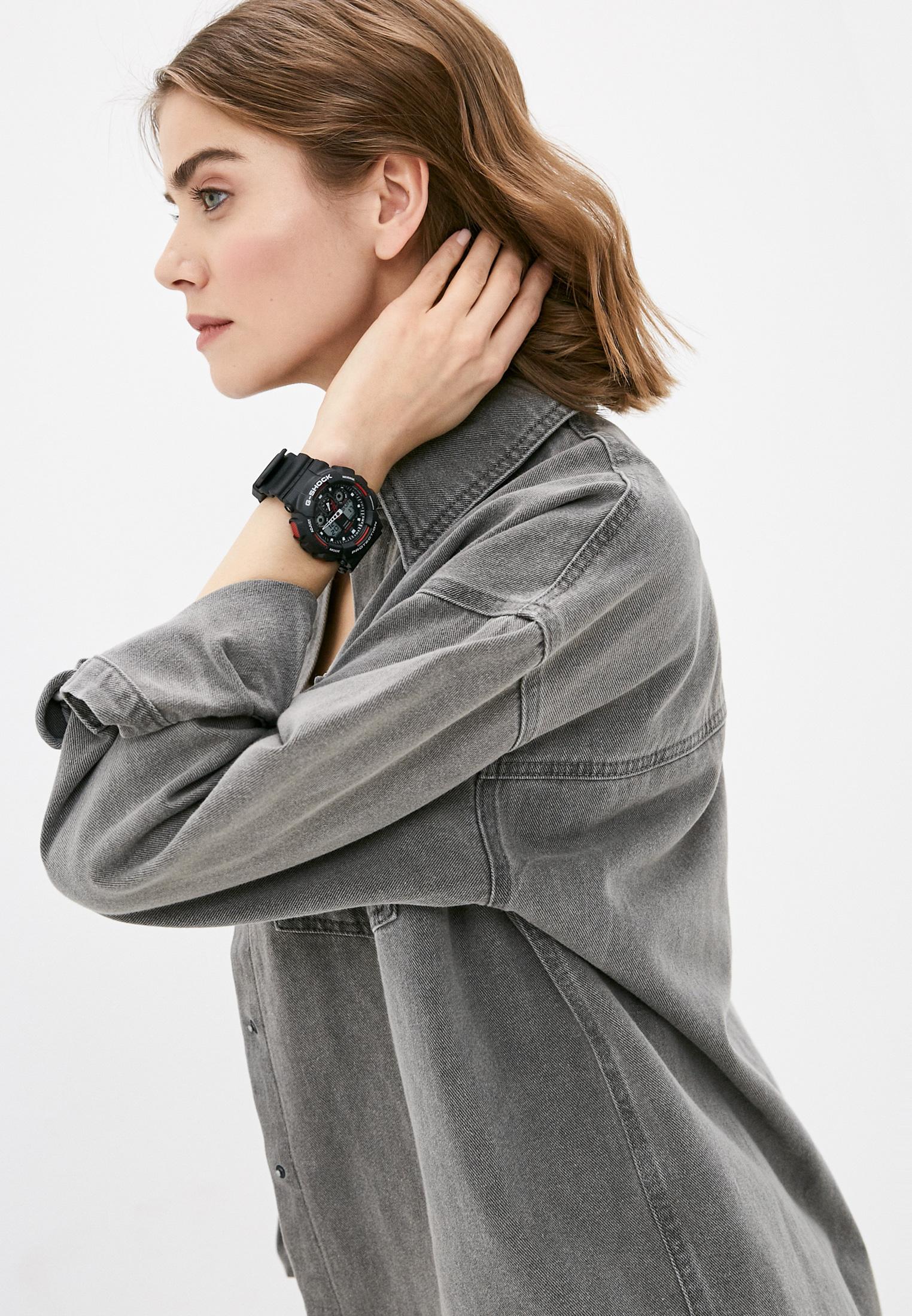 Мужские часы Casio GA-100-1A4: изображение 5