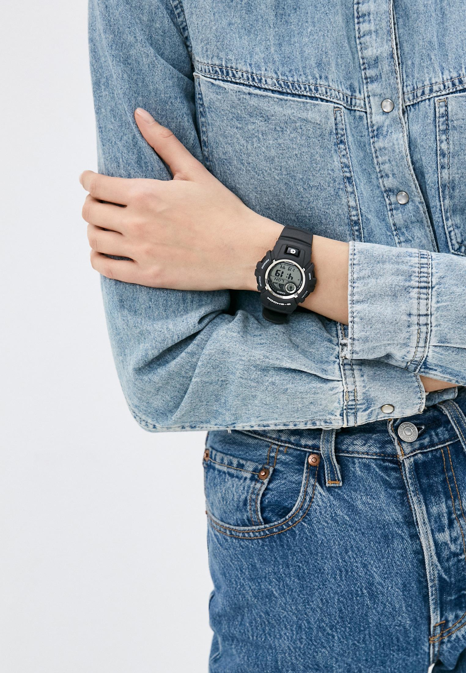 Мужские часы Casio G-2900F-8V: изображение 4