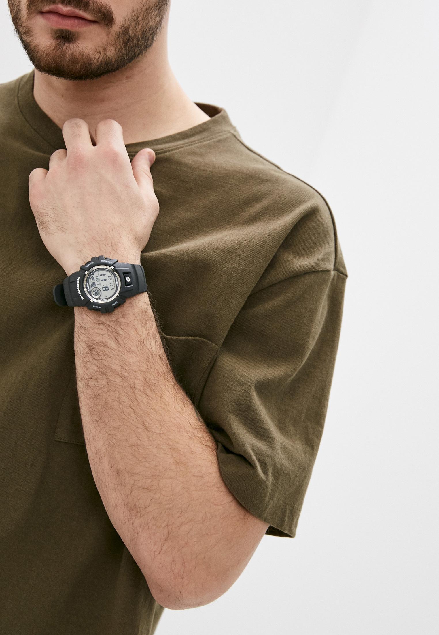 Мужские часы Casio G-2900F-8V: изображение 5