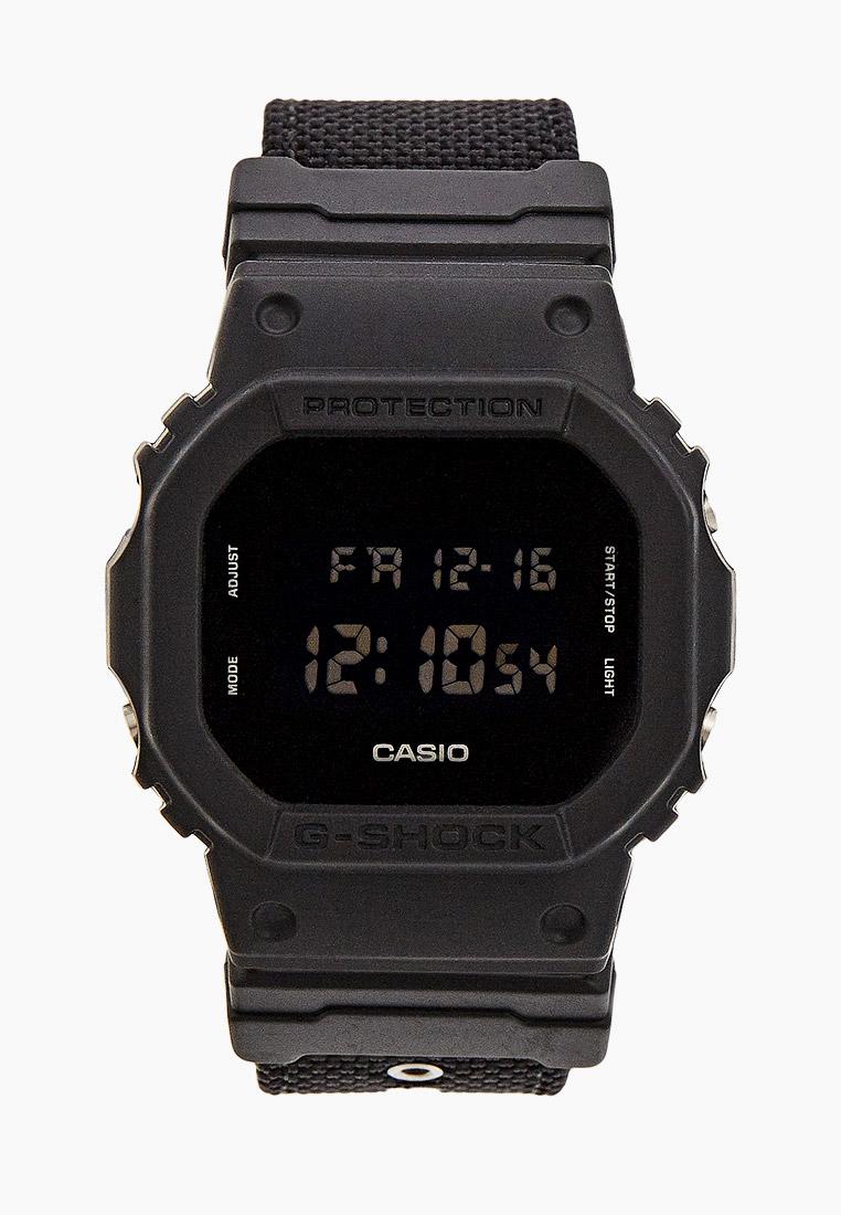 Мужские часы Casio DW-5600BBN-1E: изображение 1