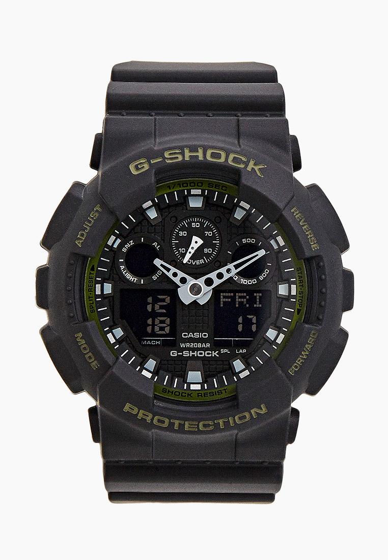 Мужские часы Casio GA-100L-1A: изображение 7