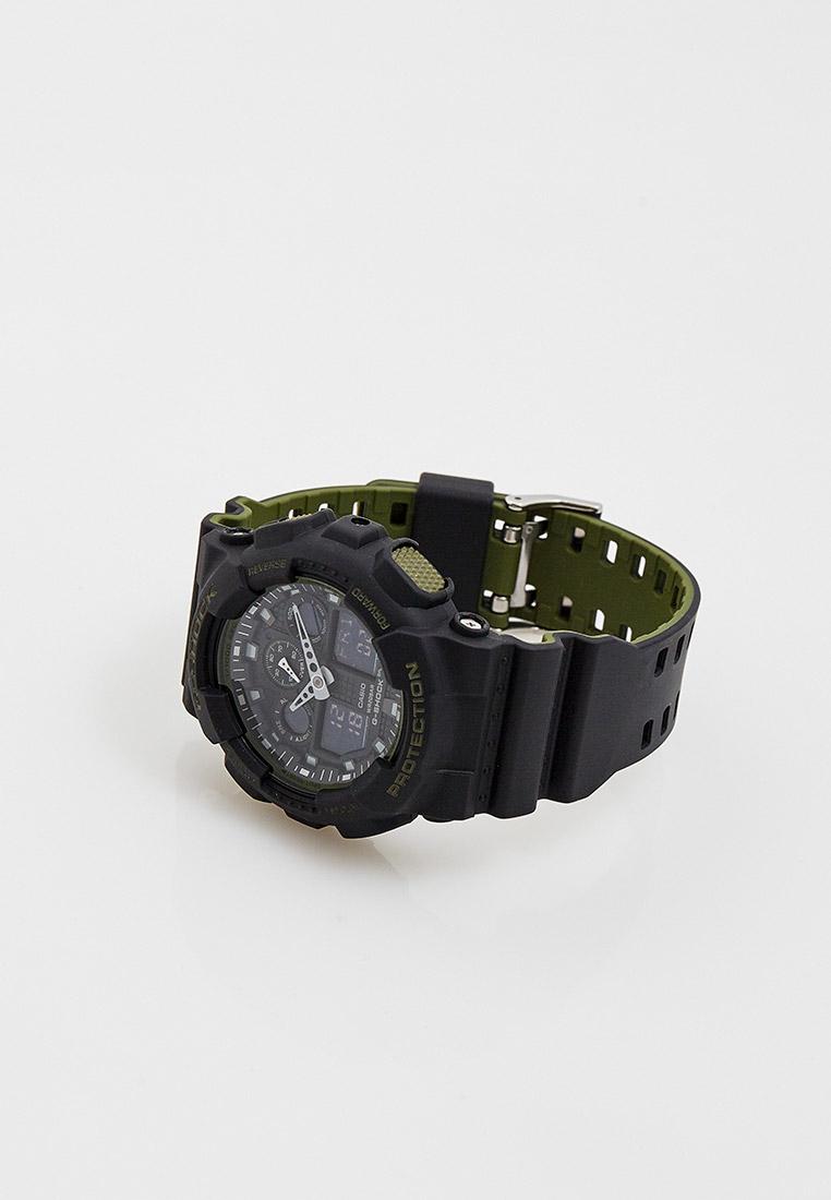 Мужские часы Casio GA-100L-1A: изображение 9