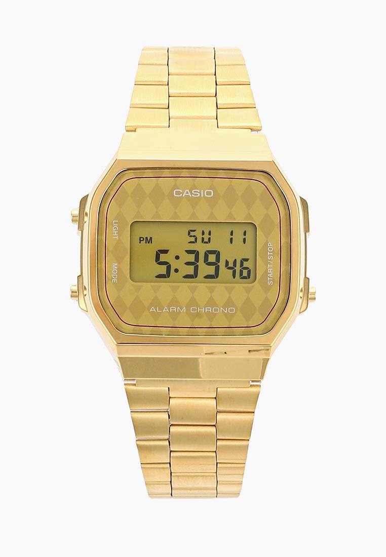 Часы Casio A-168WG-9B: изображение 7