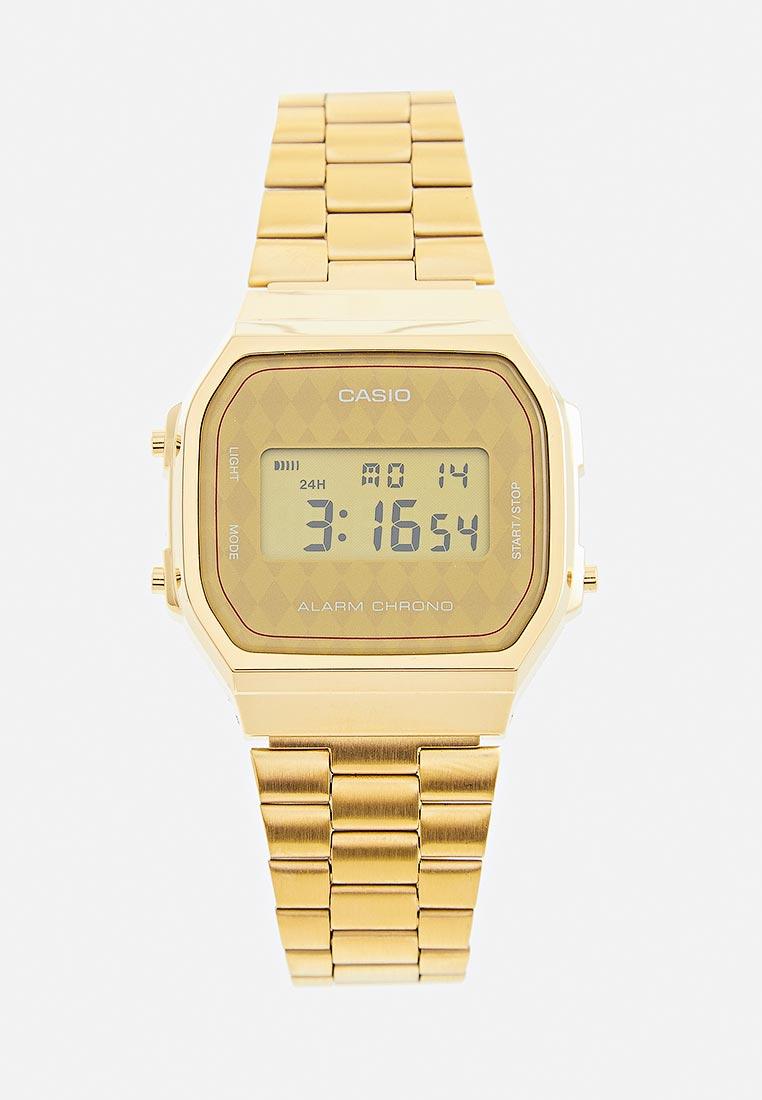Часы Casio A-168WG-9B: изображение 1