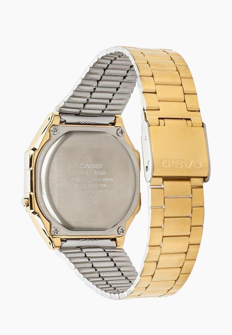 Часы Casio A-168WG-9B: изображение 8