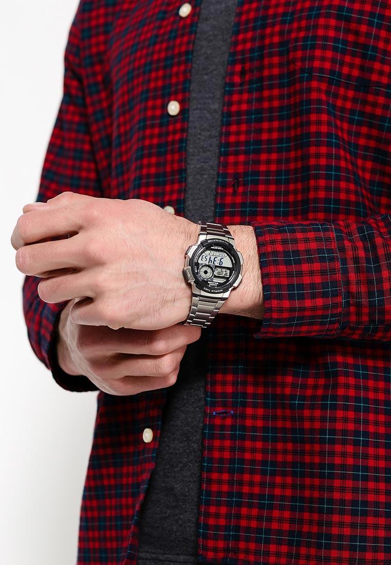 Мужские часы Casio AE-1000WD-1A: изображение 8