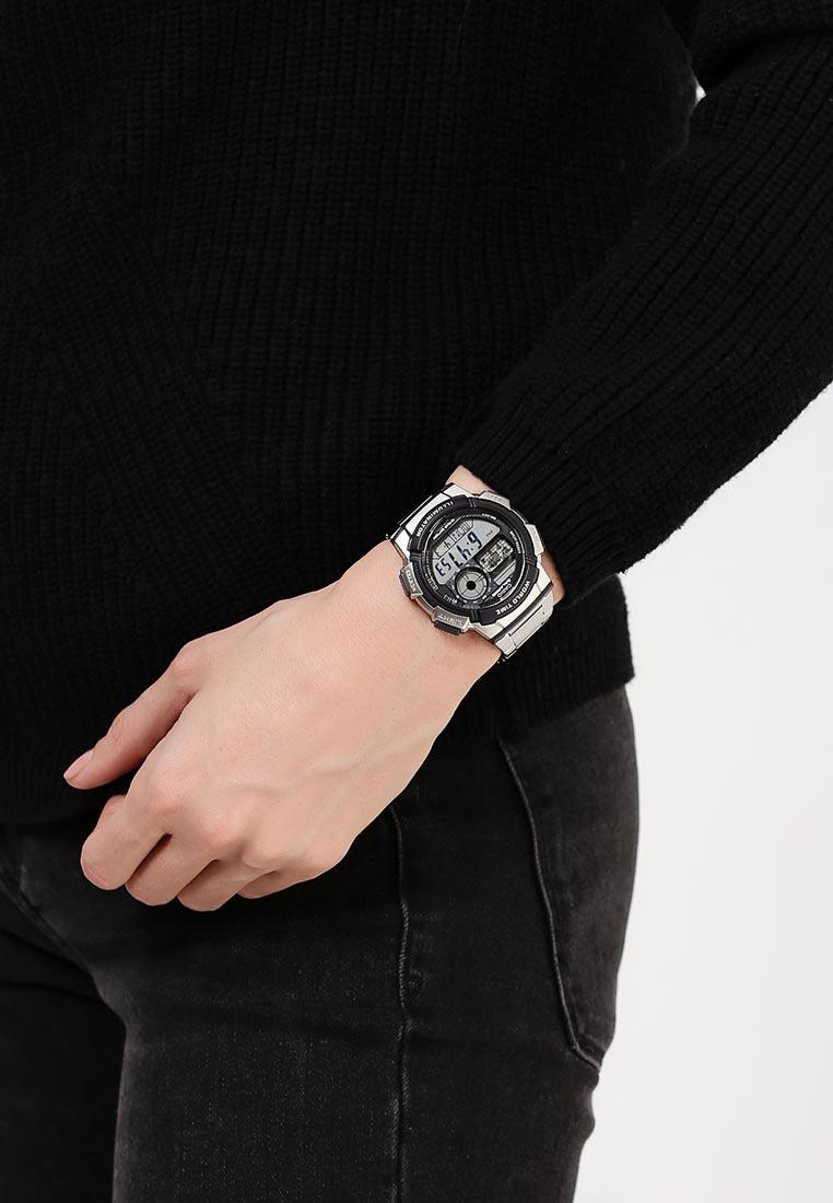 Мужские часы Casio AE-1000WD-1A: изображение 9