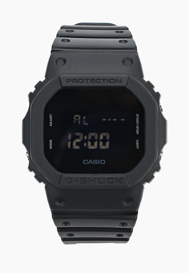 Мужские часы Casio DW-5600BB-1E: изображение 9