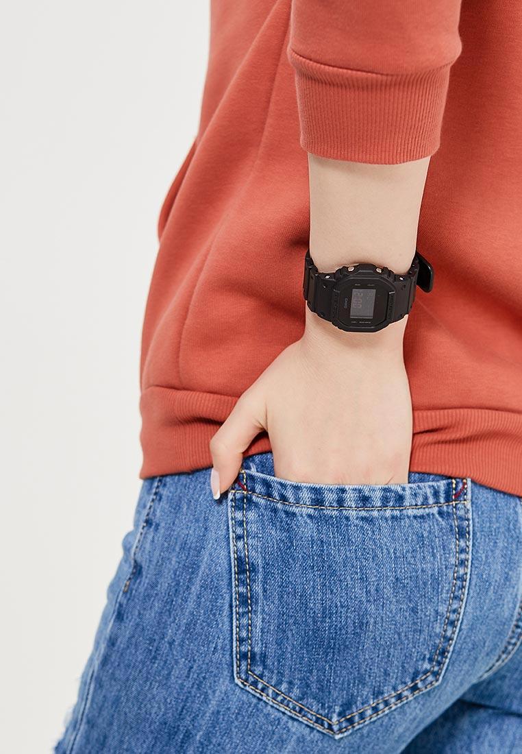Мужские часы Casio DW-5600BB-1E: изображение 12