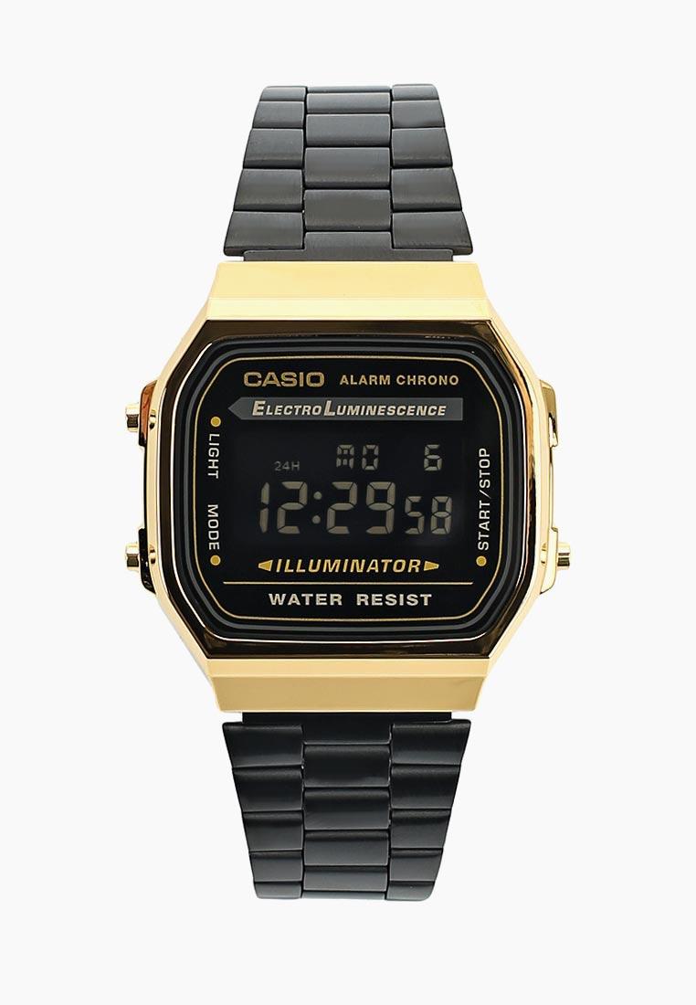 Мужские часы Casio A-168WEGB-1B: изображение 6