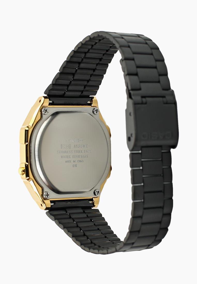 Мужские часы Casio A-168WEGB-1B: изображение 7