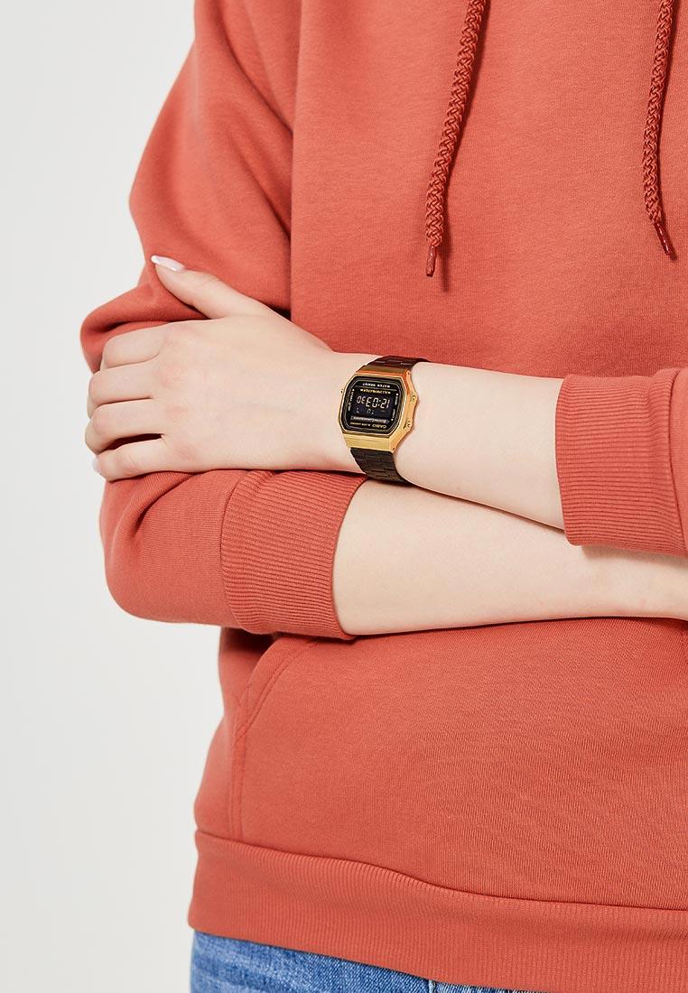 Мужские часы Casio A-168WEGB-1B: изображение 9