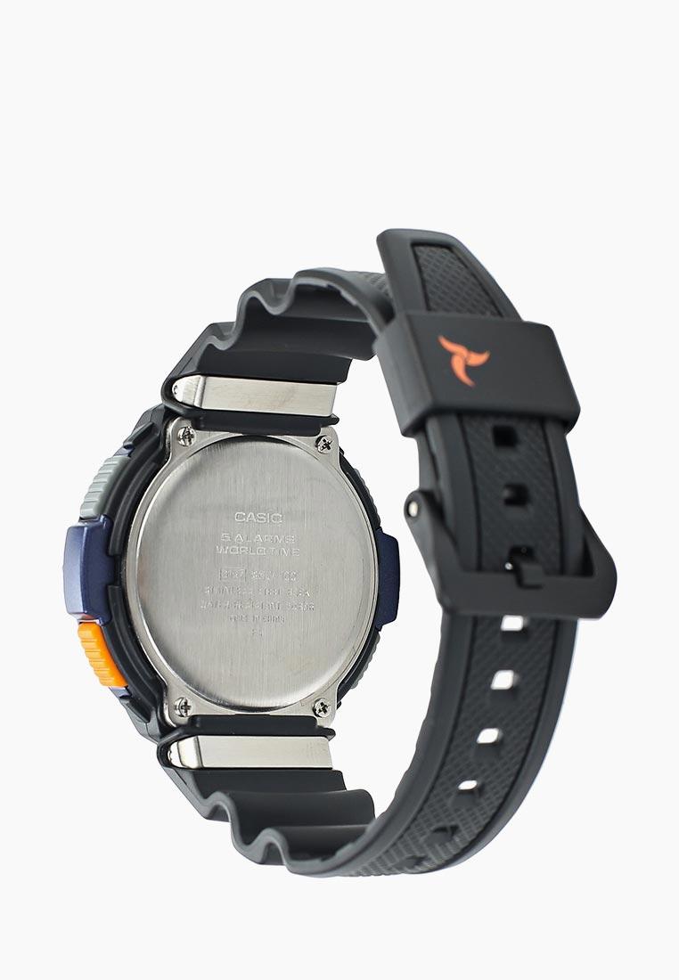 Мужские часы Casio SGW-100-2B: изображение 4