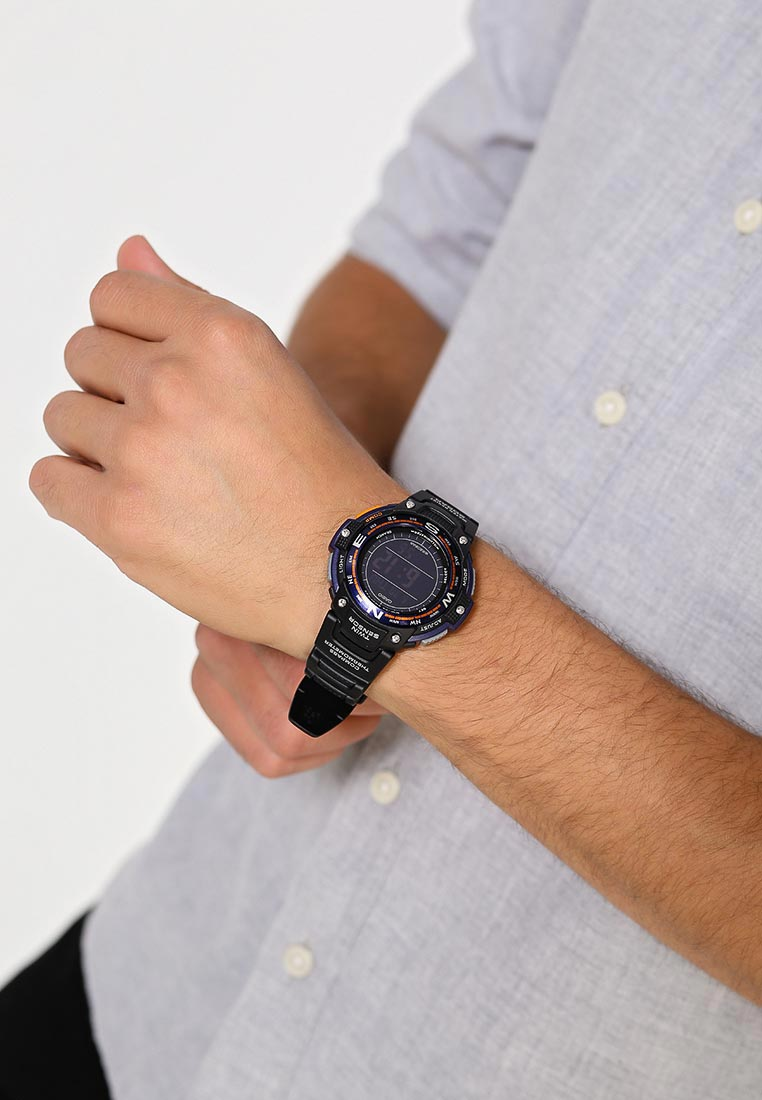 Мужские часы Casio SGW-100-2B: изображение 5