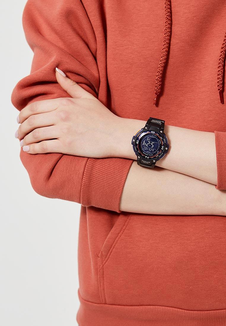 Мужские часы Casio SGW-100-2B: изображение 6
