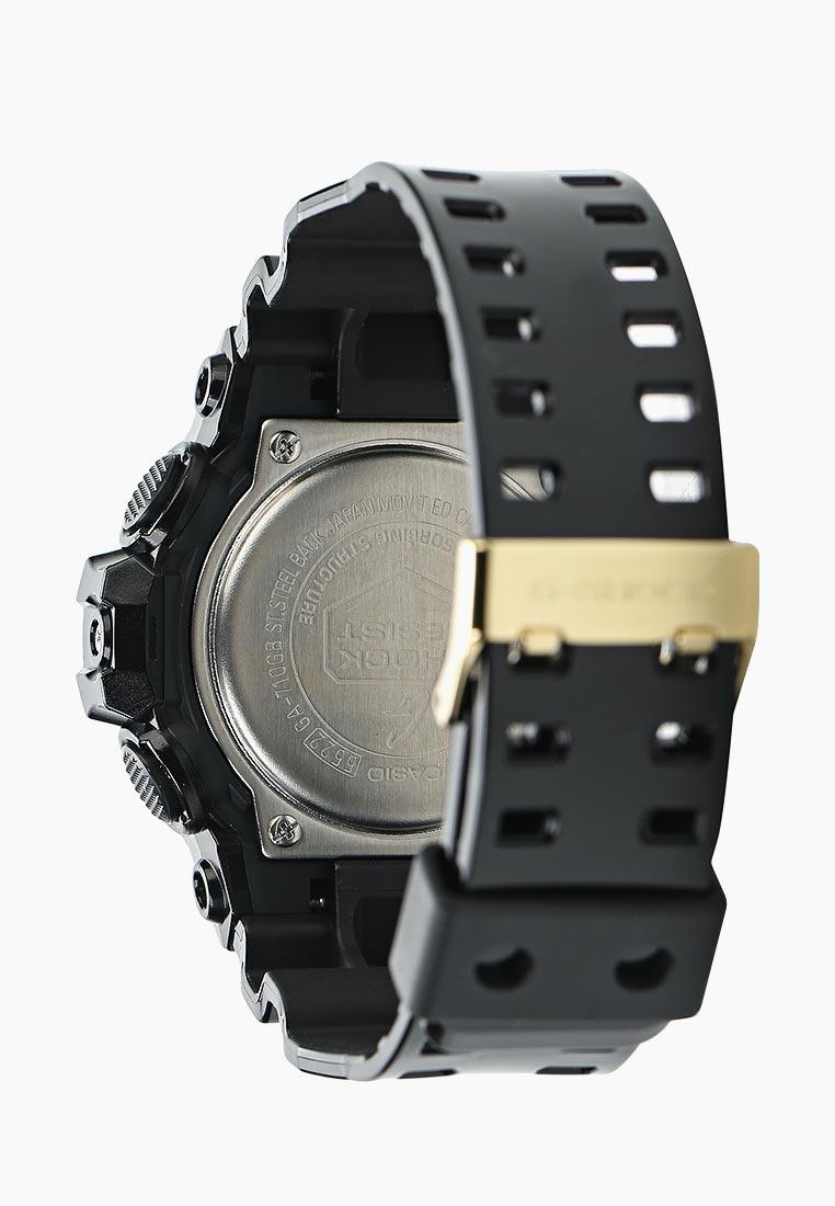 Мужские часы Casio GA-710GB-1A: изображение 10