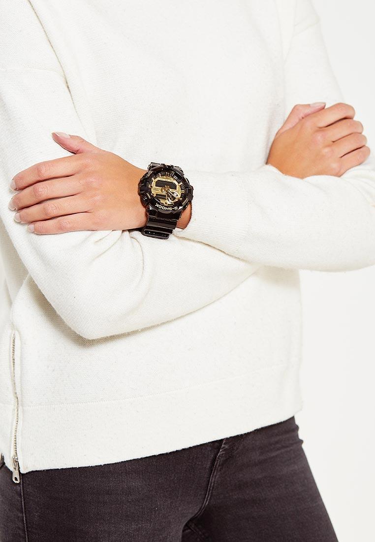 Мужские часы Casio GA-710GB-1A: изображение 11