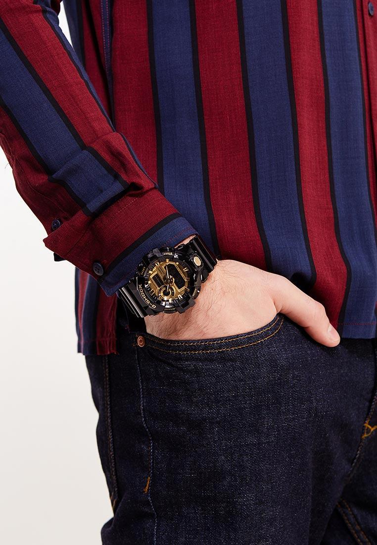 Мужские часы Casio GA-710GB-1A: изображение 12