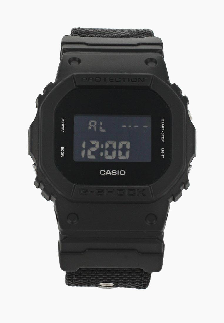 Мужские часы Casio DW-5600BBN-1E: изображение 8