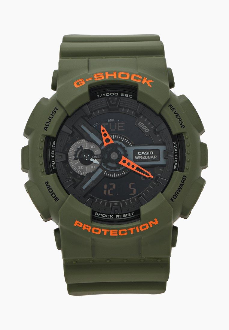 Мужские часы Casio GA-110LN-3A