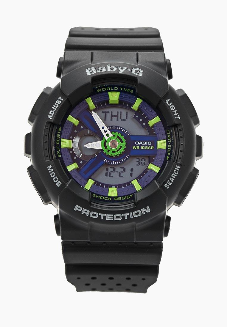 Часы Casio BA-110PP-1A: изображение 1