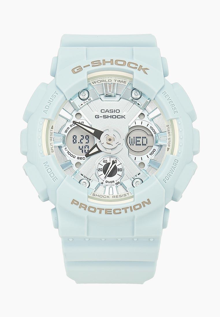 Часы Casio GMA-S120DP-2AER