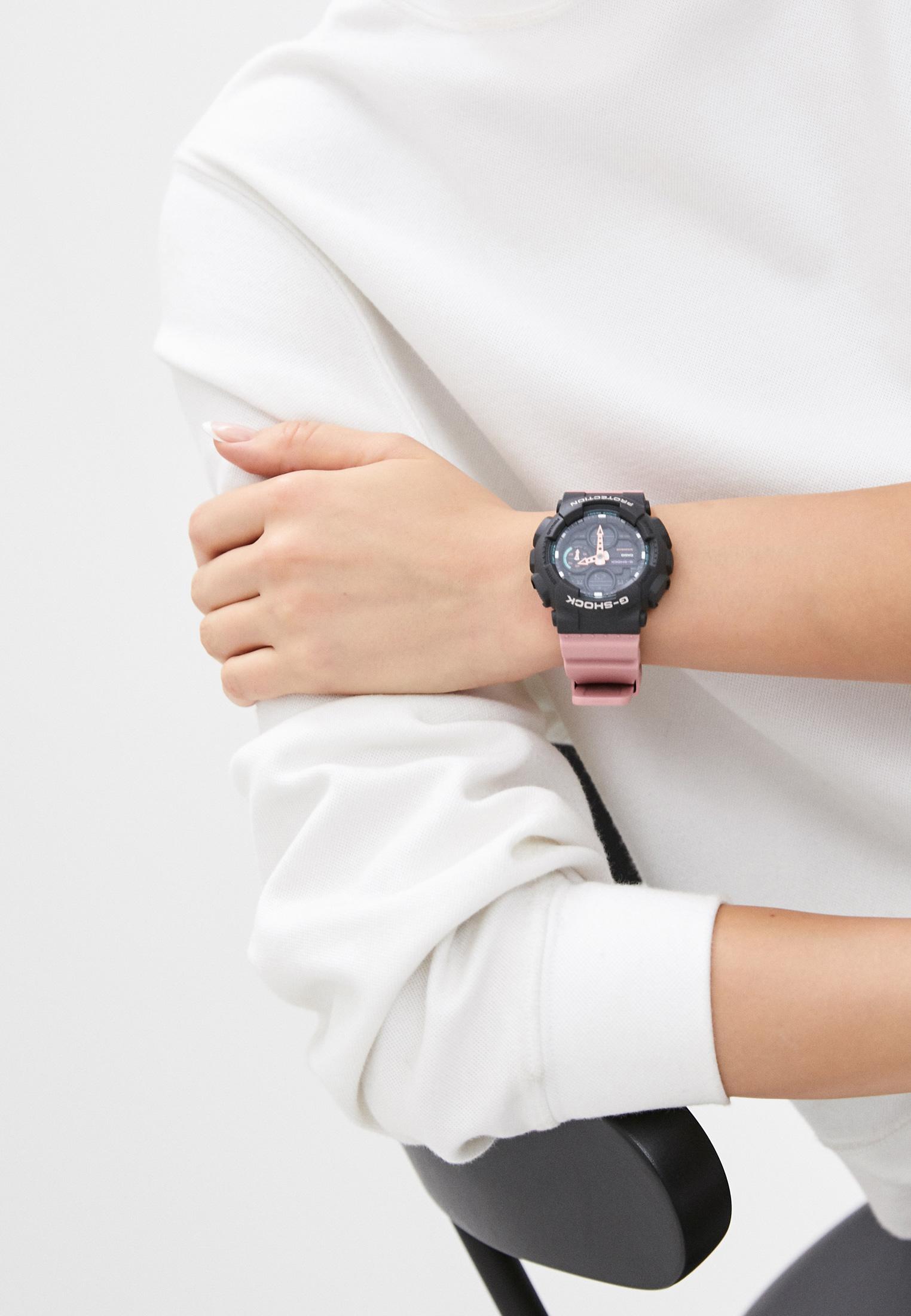 Часы Casio GMA-S140-4AER: изображение 1