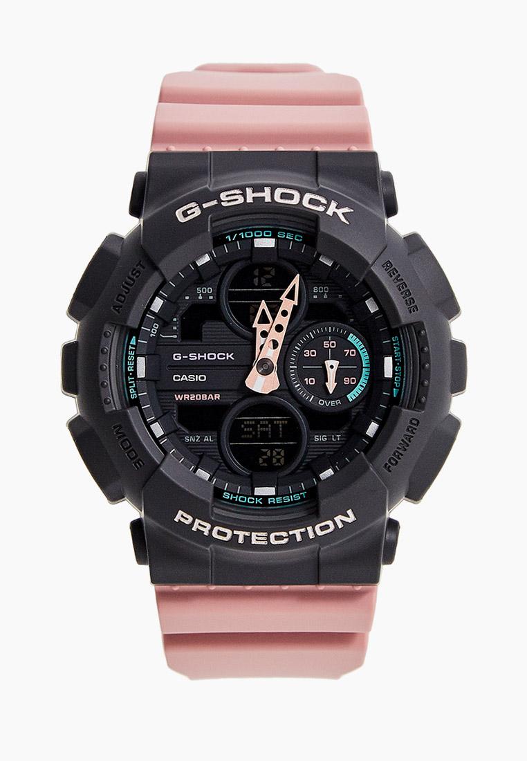 Часы Casio GMA-S140-4AER: изображение 2
