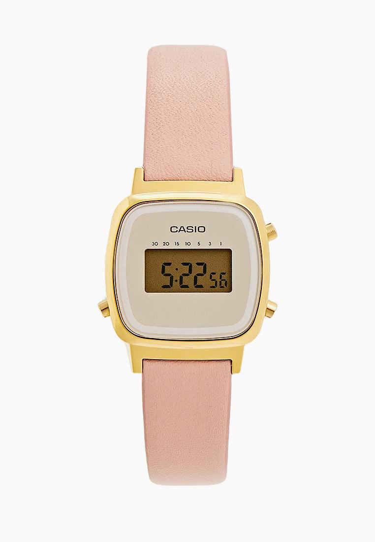 Часы Casio LA670WEFL-4A2EF